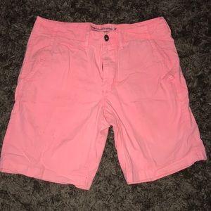 American Eagle Prep Shorts